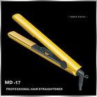 Beautiful korean temperatue control hair colorful straightener flat irons