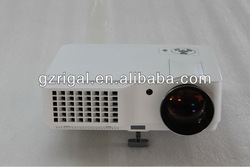 1024*600 led projector for business presenation