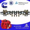 Forging steel crankshaft 3608833 for NT855 engine