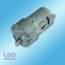 24V dc gear motor