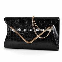 2013 envelope clutch bag for lady