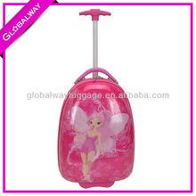 Suitcase Caster ABS+PC Cabin Size Kids School Bag Waterproof Wheels