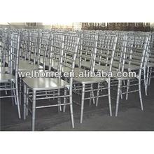 Popular white wedding chiavari chair