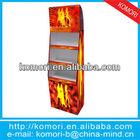 komori tabletop cardboard display stands