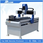Hot sale 3d cnc router wood machine with rotary axis