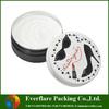 Aluminium jars for cosmetic