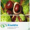 ISO&GMP facotory Escin 20% Horse Chestnut extract powder