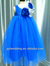 F032 kids ball gowns with new design