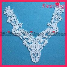 2013 Hotsale queen anne neckline wedding dress WLS-424