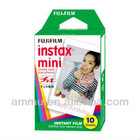 Fujifilm Instax Mini Film Plain White Edge Blank Polaroid Camera Film