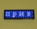 shenzhen Jingzhi fabrika yeni tasarım ışıklı led yaka kartı işareti