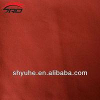 after dyed chinese red orange IIIA fabric 93/5/2 meta-aramid/para-aramid/anti-static