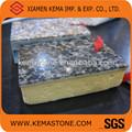 Calor preservação granito painel composto de pedra composta