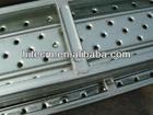 galvanized structural metal decking