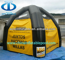 2013 Professional inflatable bubble tent