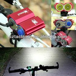 Intelligent LED Bike Light Solarstorm X2 XM-L2 2000LM