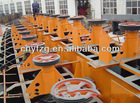 China high recovery gold, silver, copper froth flotation gold mining machine