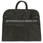 breathable luxury nylon garment bag travel suit bag
