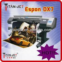 1671 eco solvent plotter printer