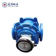 Vegetable/cooking oil/gasoline flow meter