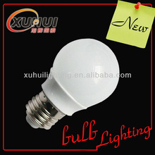 zhongshan factory 3w 300lm light emitting diode bulbs