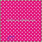 Polka dot Knitted Printed Swimwear/ Swimsuit Nylon Spandex Fabric