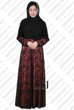 Modesty New Design Abaya of Jeddah
