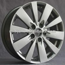 "16/17"" silver aluminum alloy wheel rim for South Korean car series"
