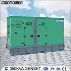 8% off on sale global warranty ! Trailer Diesel Generator 350 kva CE,ISO
