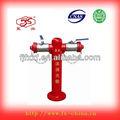 Ss100 / 65 - 1.6 de espuma de boca de incendios