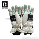Electrical safety nylon gloves with Health care efficacy