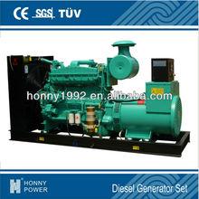 350 kVA diesel generator set
