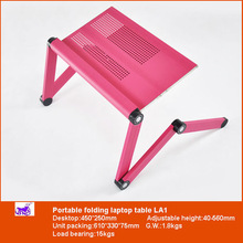 Aluminum Laptop Table Outer Door and Indoor Laptop Sand