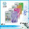 New protective silicone phone case for iphone 4/4s