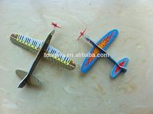 2015 Hot sell New chirldren toy 3D foam plane