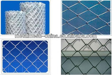 Anping Chain link Fence/9 gauge Hook wire mesh