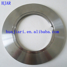 stainless steel slitting knives for cut electrical steel coils