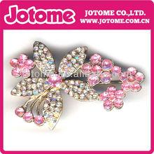 rhinestone brooch use for wedding bouquet . Wedding cake , flower embellishment , hat, scarf , headband