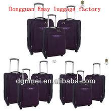 2013 newest design 3pcs luggage set /trolley luggage case/EVA trolley luggage
