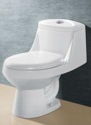 Economic Siphonic One piece toilet ZZ-HZ-6926