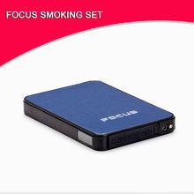 Ultrathin Cigarette Cases With Lighter