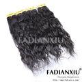 Maraña de pelo gratis aaaa+ queenlike de belleza para el cabello tejido, peruano la extensión del pelo
