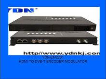 1-channel MPEG4/AVC H.264 Encoder Modulator