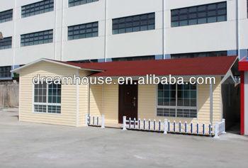 light steel villa house /prefabricated mobile house