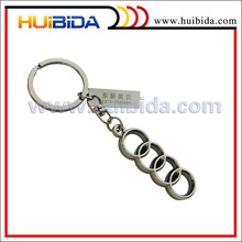 good quality pierced car brand keycahin