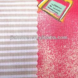 printed tennis stitch bond nonwoven fabric