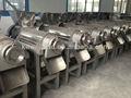 naranjaindustrial extractor de jugo de la máquina