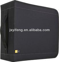 Durable Classic EVA Molded CD Case Bag Logic 320 Capacity Sport Wallet Large Capacity