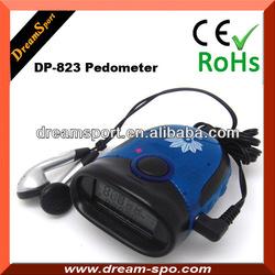 Sports Pedometer Radio