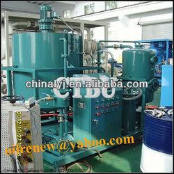 Car Engine Oil Refine And Purify Machine